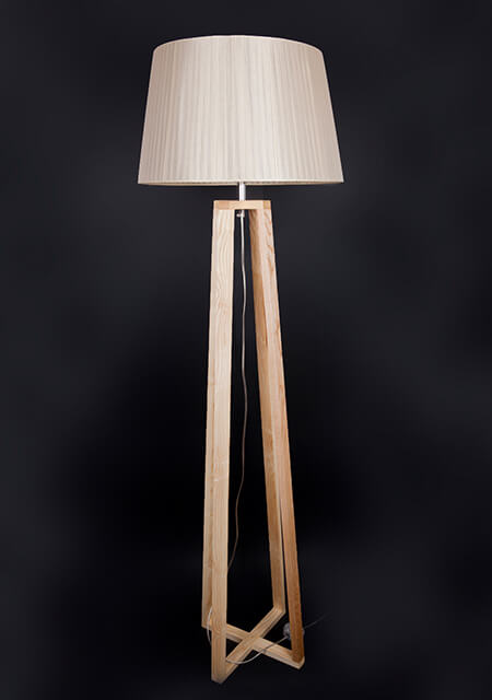Wooden lamps 10