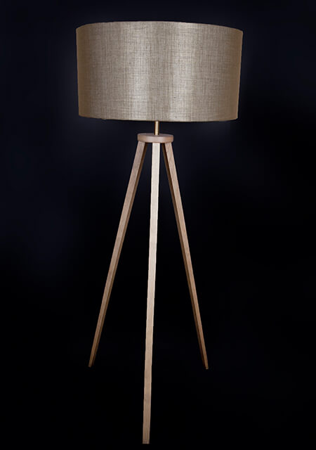 Wooden lamps 11